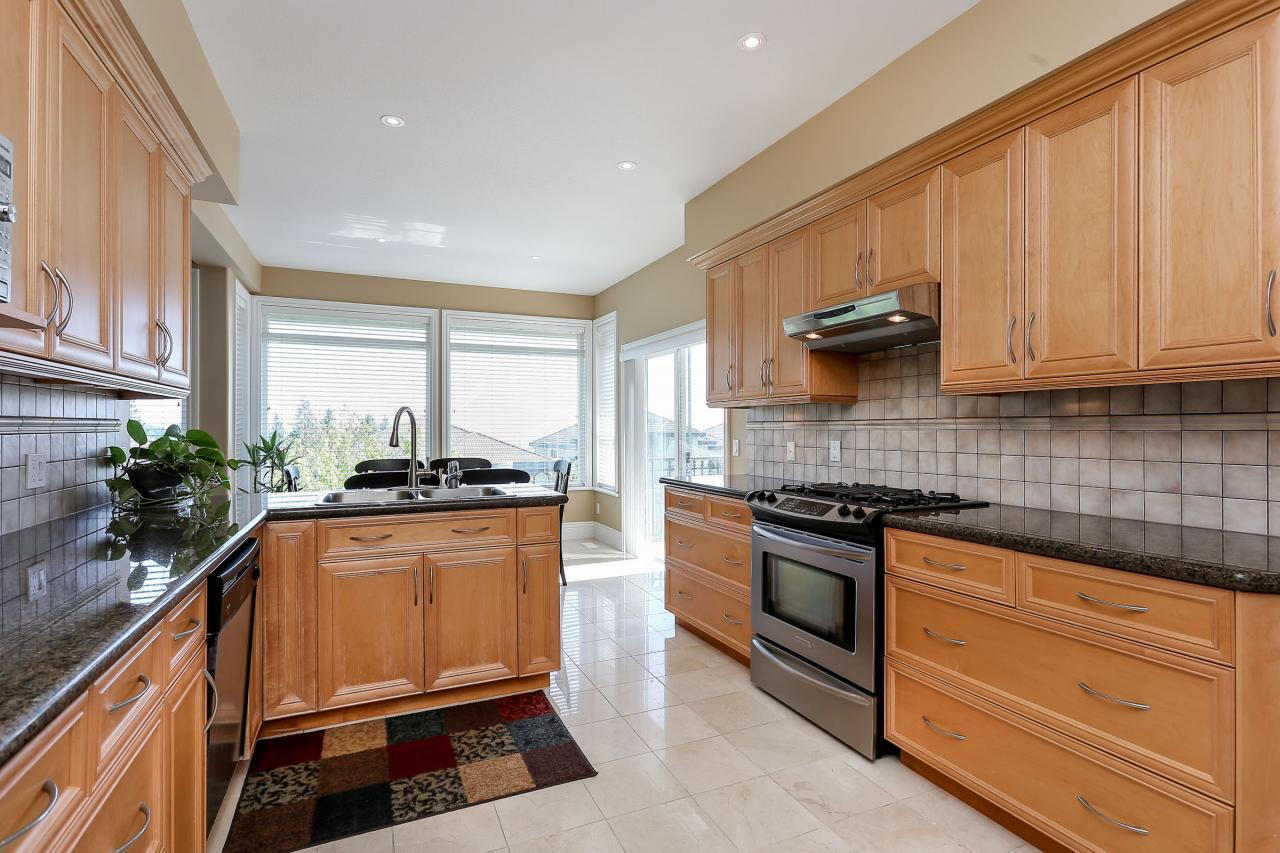 Kitchen at 1709 Augusta Place, Westwood Plateau, Coquitlam