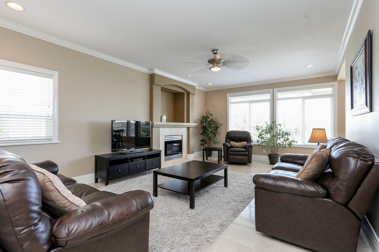Family sized family room! at 1709 Augusta Place, Westwood Plateau, Coquitlam
