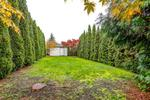 Backyard at 3429 Roxton Avenue, Coquitlam