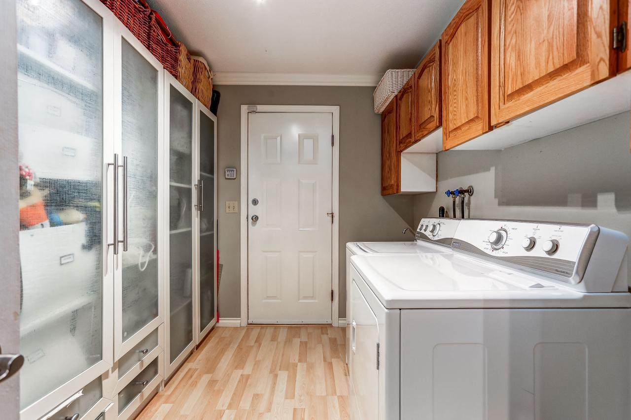 Laundry Room at 3429 Roxton Avenue, Coquitlam