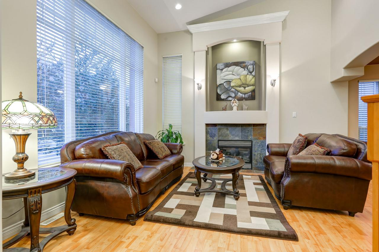 Great Room at 2038 Parkway Boulevard, Westwood Plateau, Coquitlam