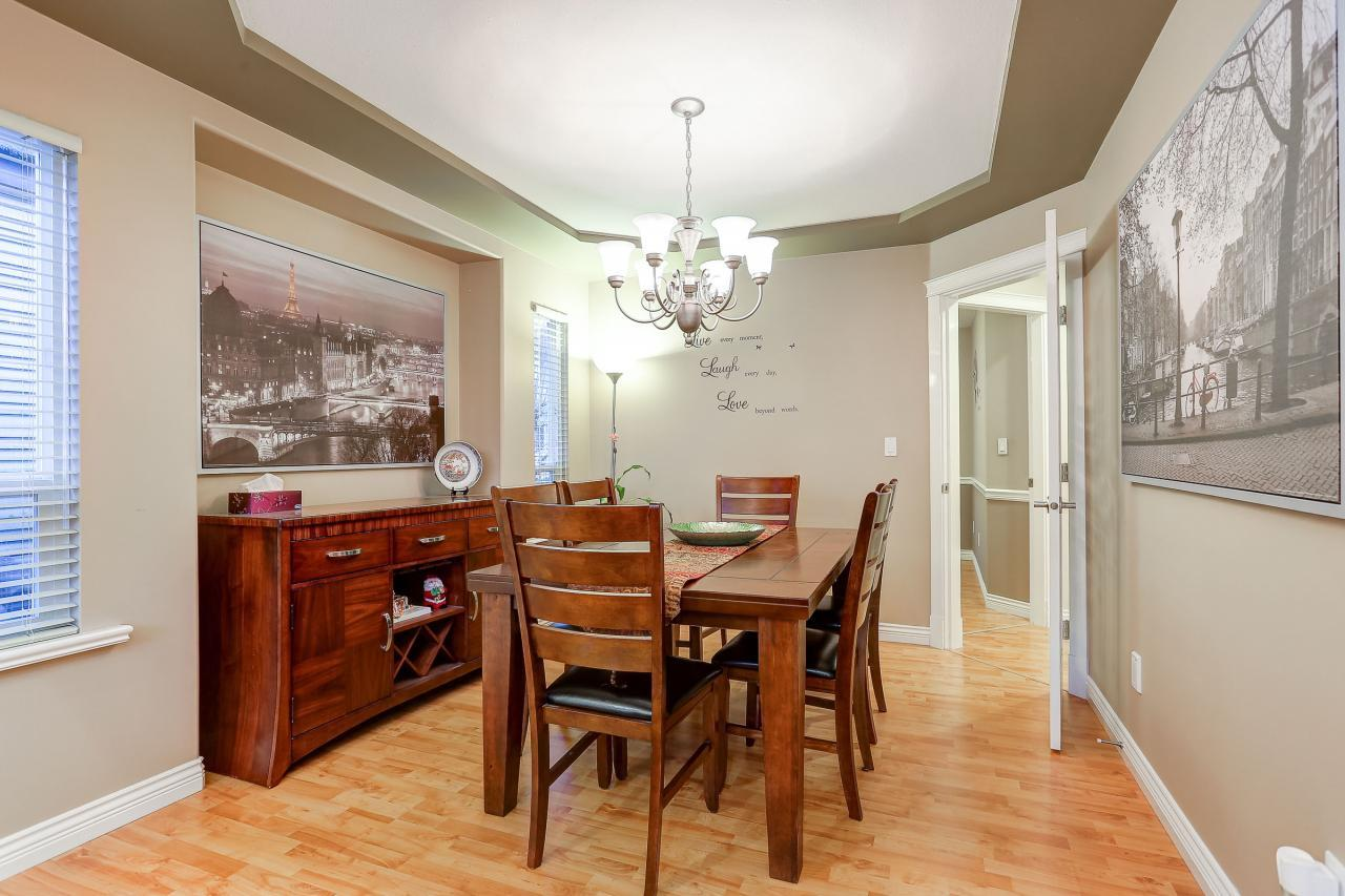 Dining Room at 2038 Parkway Boulevard, Westwood Plateau, Coquitlam