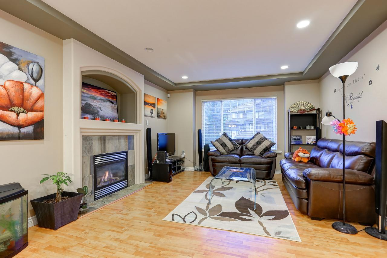 Family Room at 2038 Parkway Boulevard, Westwood Plateau, Coquitlam