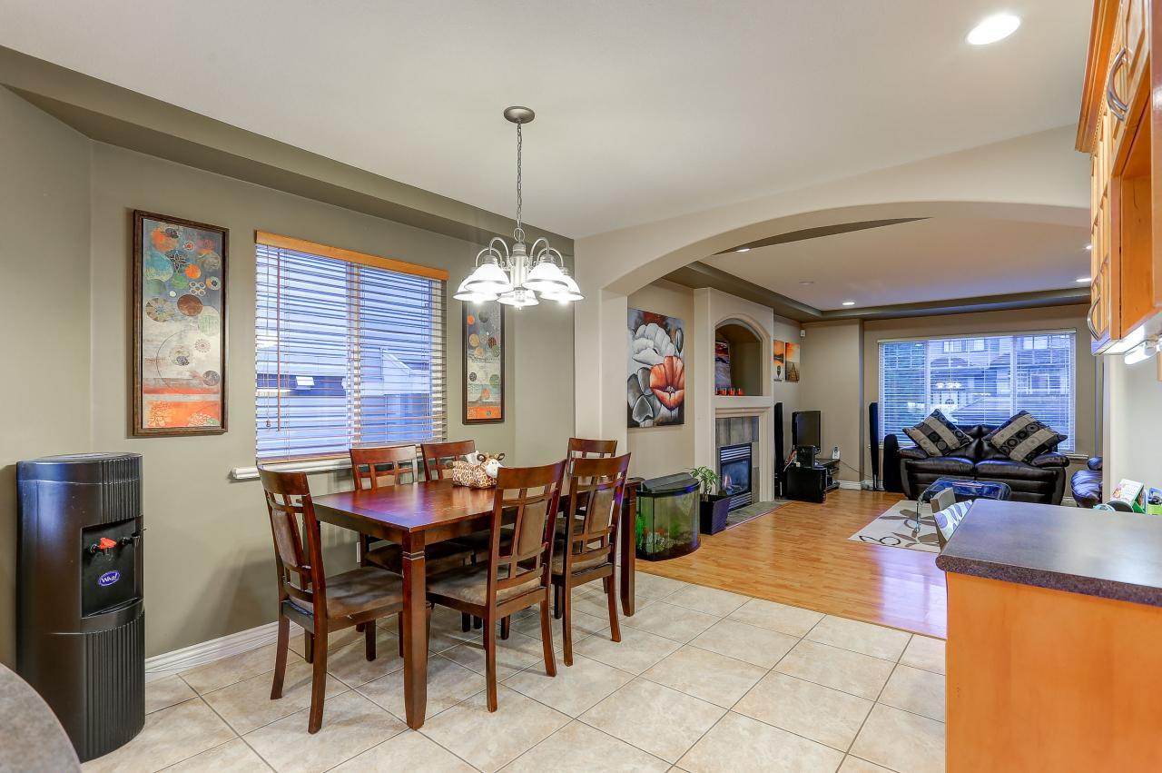 Eating Area at 2038 Parkway Boulevard, Westwood Plateau, Coquitlam