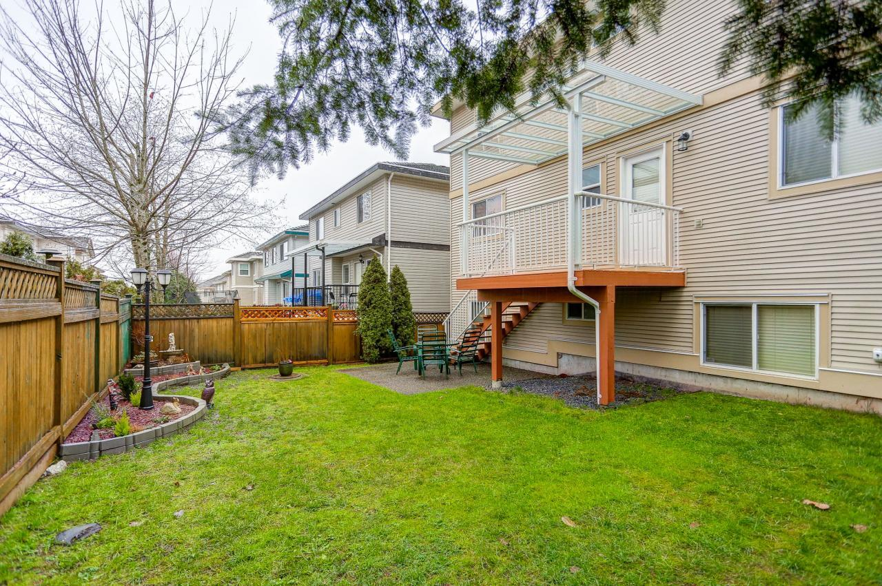 Backyard at 2038 Parkway Boulevard, Westwood Plateau, Coquitlam