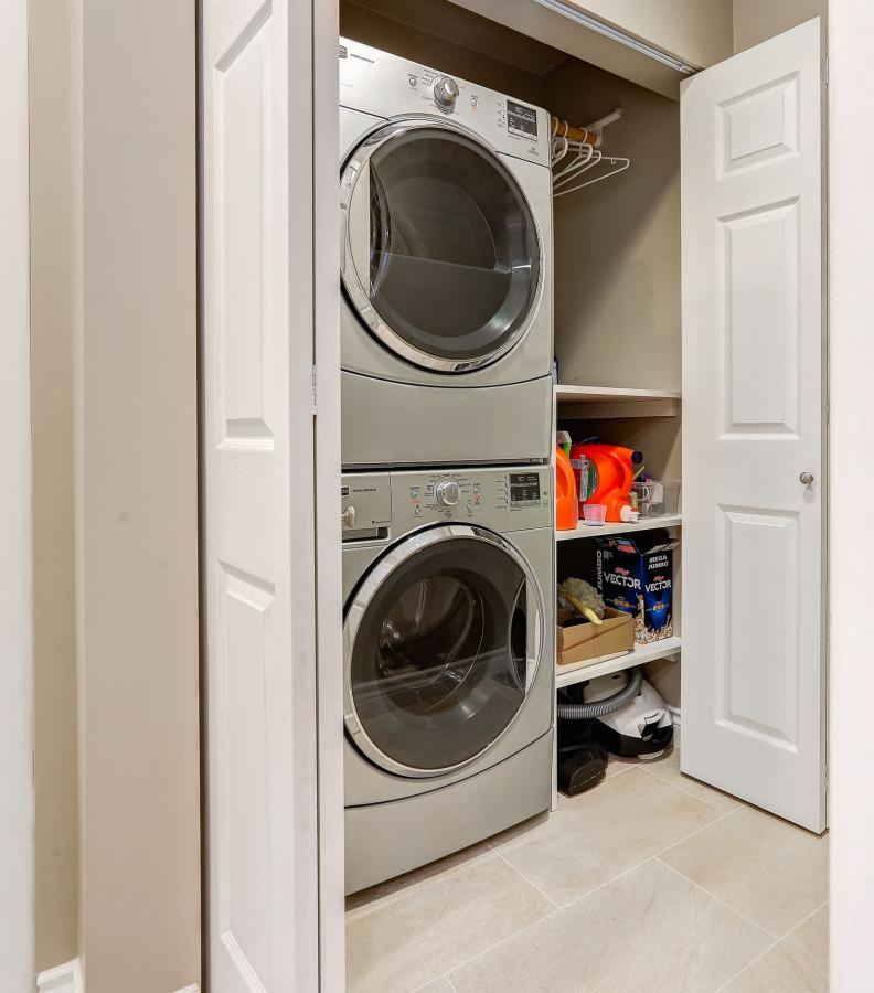Laundry at 9 - 101 Parkside Drive, Heritage Mountain, Port Moody