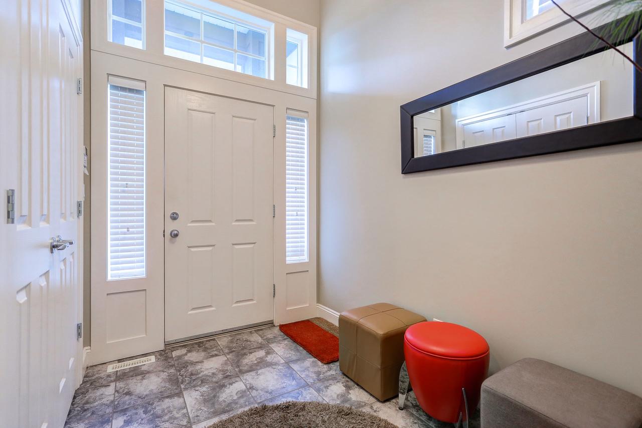 Foyer  at 3301 Mctavish Court, Hockaday, Coquitlam