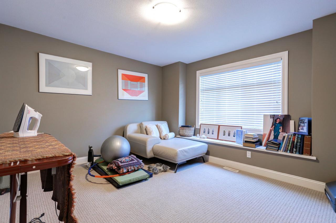 Games Room/4th Bedroom at 3301 Mctavish Court, Hockaday, Coquitlam