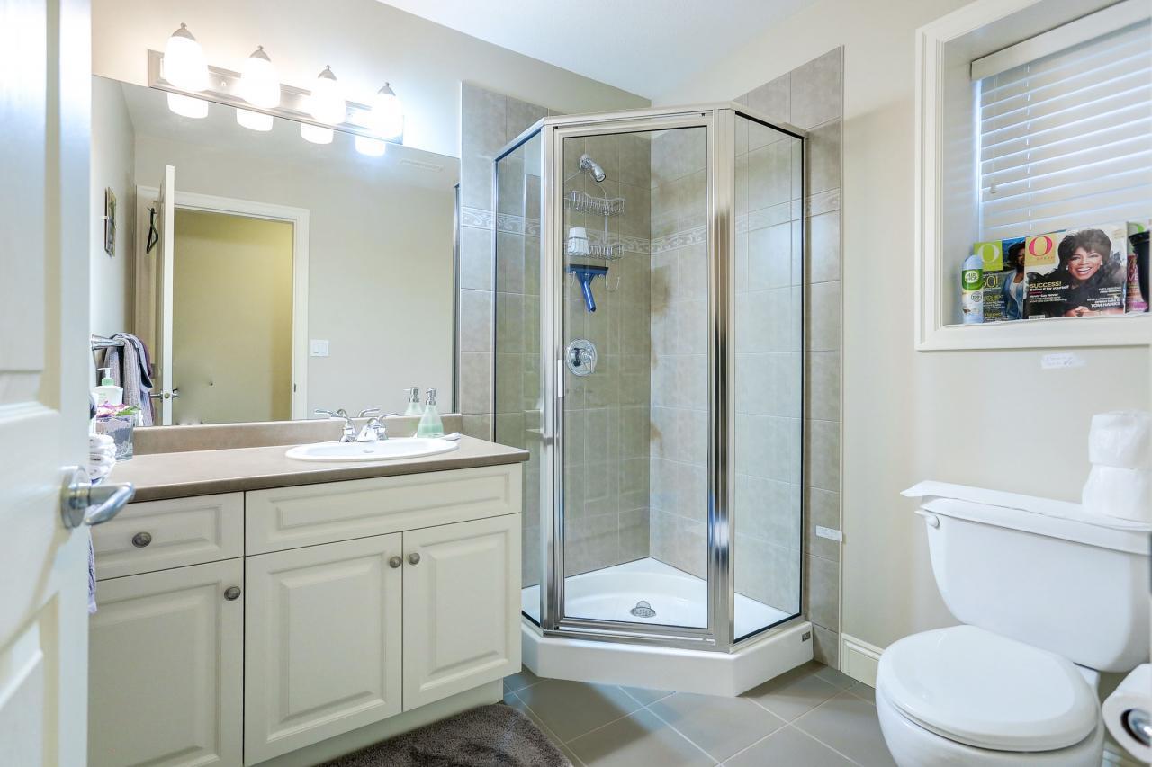 Basement Bathroom  at 3301 Mctavish Court, Hockaday, Coquitlam
