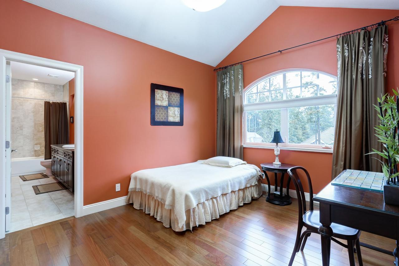 Bedroom at 1053 Ravenswood Drive, Anmore, Port Moody
