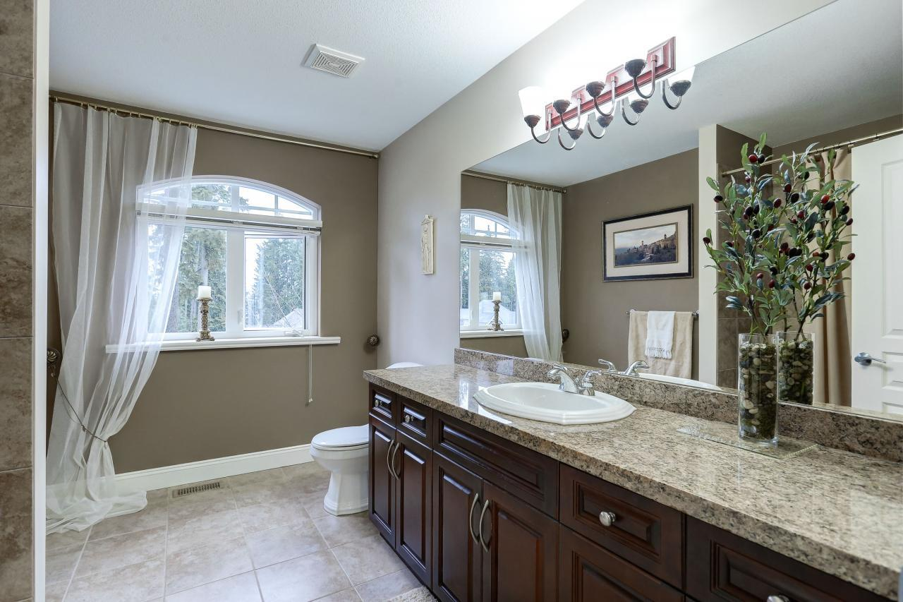Main Bath at 1053 Ravenswood Drive, Anmore, Port Moody