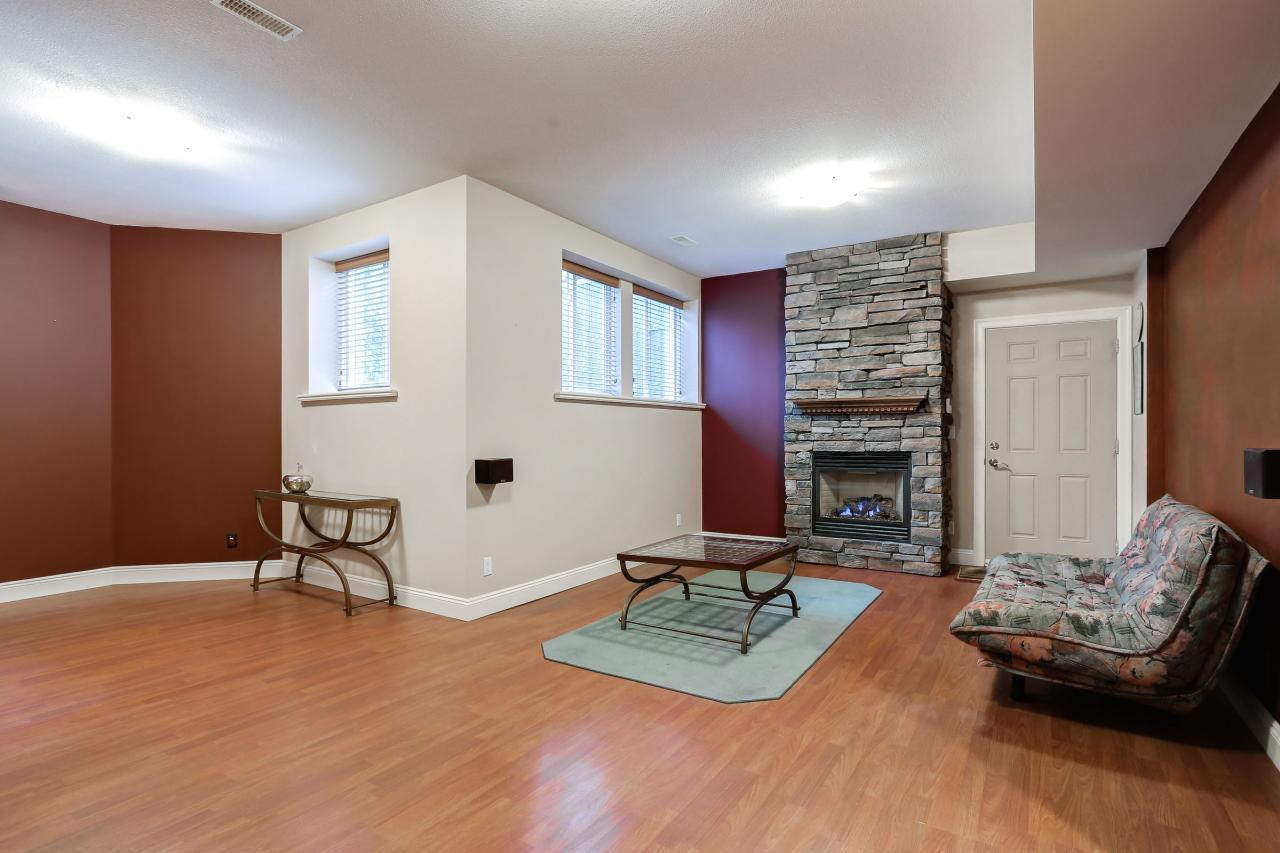 Rec Room at 1053 Ravenswood Drive, Anmore, Port Moody