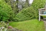 Private yard backs onto greenbelt and ravine. at 924 Fresno Place, Harbour Place, Coquitlam