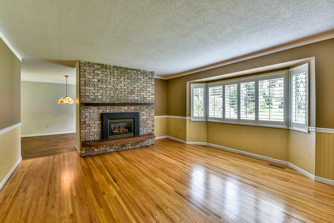 Living Room at 924 Fresno Place, Harbour Place, Coquitlam
