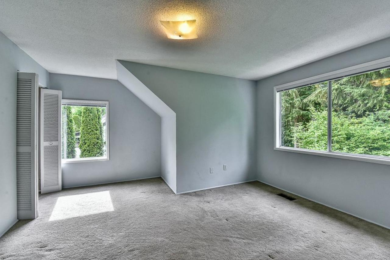Spacious upstairs bedroom. at 924 Fresno Place, Harbour Place, Coquitlam