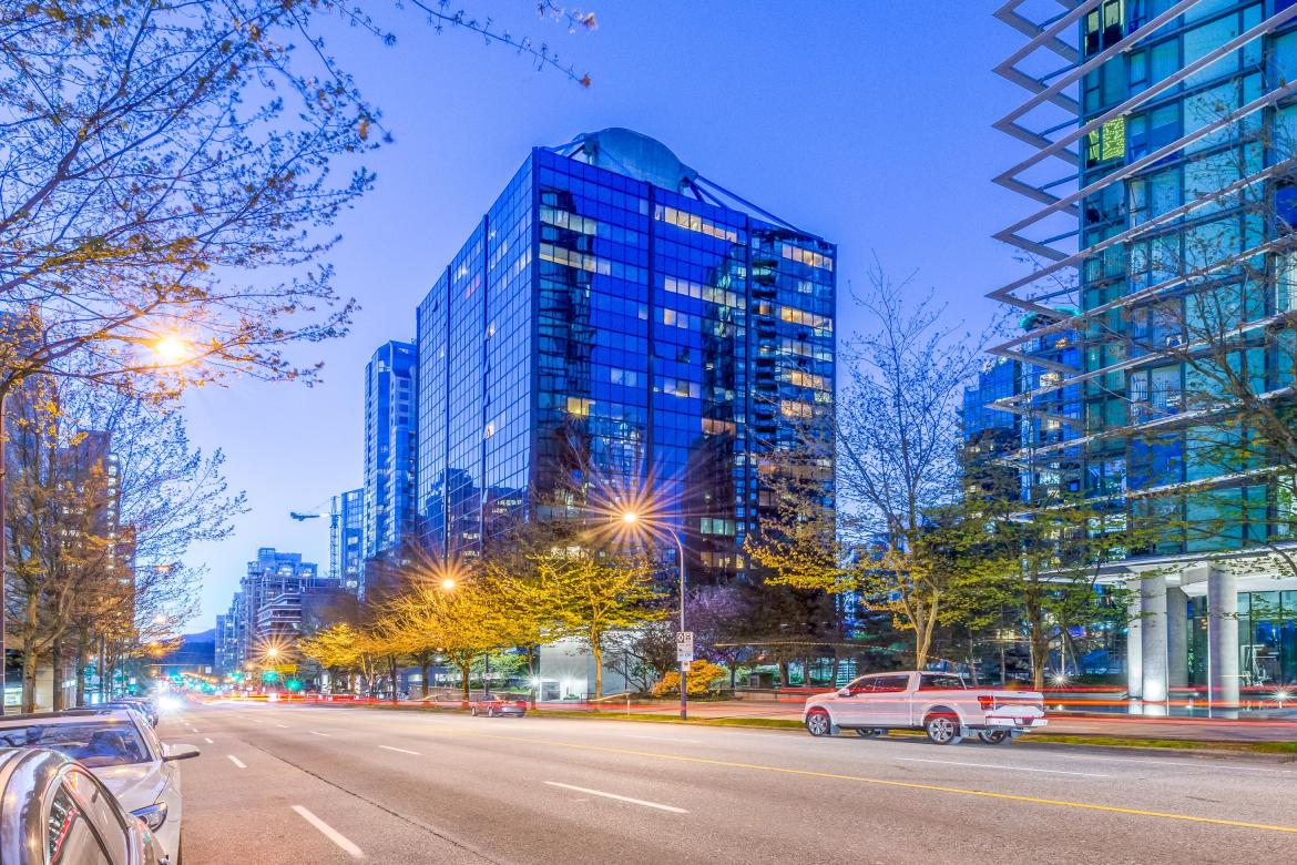 1309 - 1333 West Georgia Street, Coal Harbour, Vancouver West