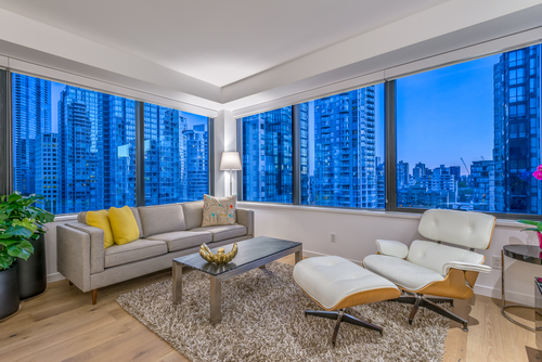 at 1309 - 1333 West Georgia Street, Coal Harbour, Vancouver West