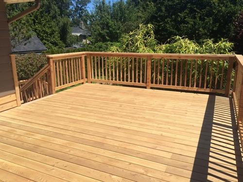 deck-01 at 531 Oliver Street, Oak Bay, Victoria