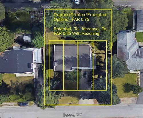 duplex-triplex-fourplex-options at 1143 Dansey Avenue, Central Coquitlam, Coquitlam
