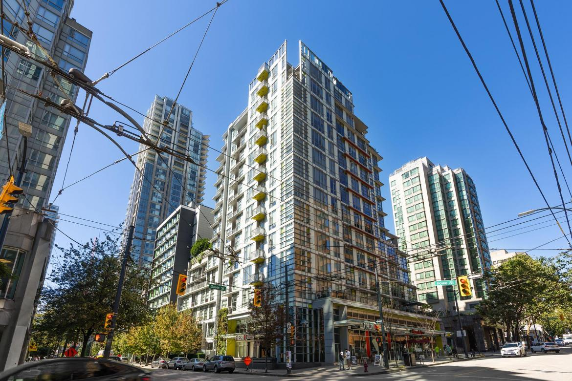 306 - 1205 Howe Street, Downtown VW, Vancouver West