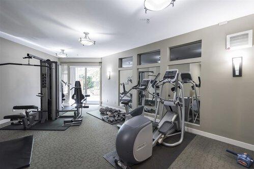 25-gym at 310 - 1633 Mackay Avenue, Pemberton NV, North Vancouver