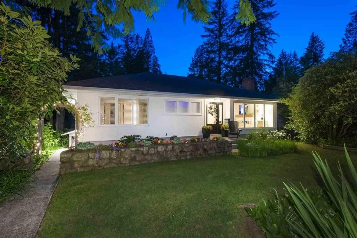 4131 Virginia Crescent, Canyon Heights NV, North Vancouver