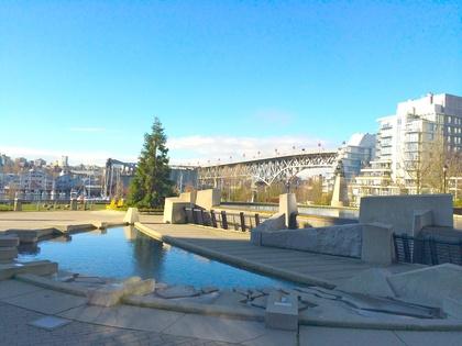 George Wainborn Park at 2905 - 1495 Richards Street , Yaletown, Vancouver West