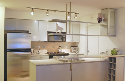 Kitchen  at 2905 - 1495 Richards Street , Yaletown, Vancouver West