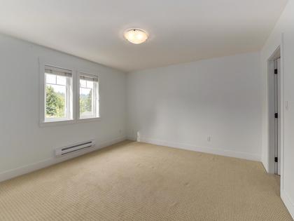 Master Bedroom at 1 - 239 Guilford Drive, North Shore Pt Moody, Port Moody