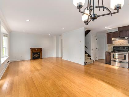 Living Room at 1 - 239 Guilford Drive, North Shore Pt Moody, Port Moody