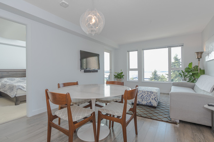 Dining Area at 401 - 221 East 3rd Street, Lower Lonsdale, North Vancouver