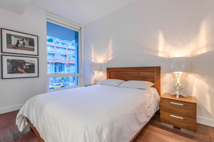 Bedroom at 212 - 108 East 1st Avenue, Mount Pleasant VE, Vancouver East