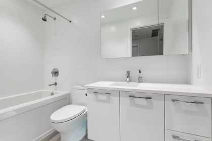 Bathroom at 212 - 108 East 1st Avenue, Mount Pleasant VE, Vancouver East