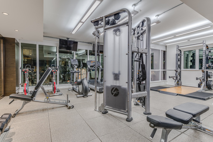 Gym at 212 - 108 East 1st Avenue, Mount Pleasant VE, Vancouver East