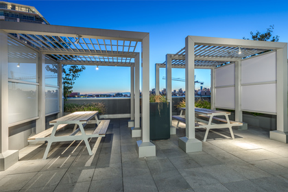 Roof Top Patio at 212 - 108 East 1st Avenue, Mount Pleasant VE, Vancouver East
