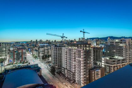 Views From Roof Top at 212 - 108 East 1st Avenue, Mount Pleasant VE, Vancouver East