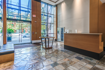 Concierge Lobby  at 904 - 928 Homer Street, Yaletown, Vancouver West
