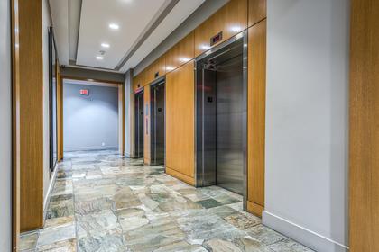 Elevators at 904 - 928 Homer Street, Yaletown, Vancouver West