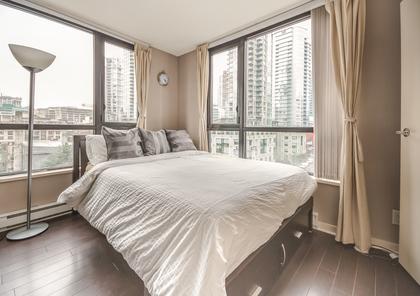 Bedroom at 904 - 928 Homer Street, Yaletown, Vancouver West