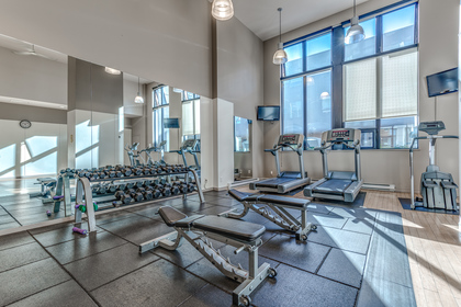 Gym at 904 - 928 Homer Street, Yaletown, Vancouver West