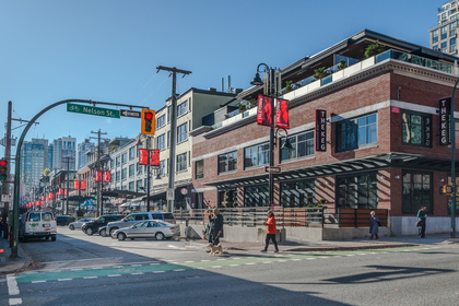 Yaletown Historic District at 904 - 928 Homer Street, Yaletown, Vancouver West