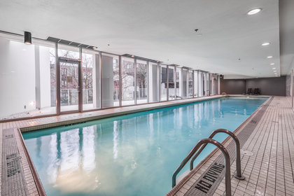 Pool at 806 - 550 Pacific Street, Yaletown, Vancouver West