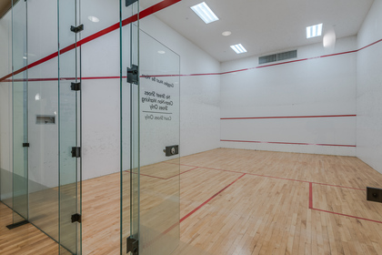 Squash Court at 806 - 550 Pacific Street, Yaletown, Vancouver West