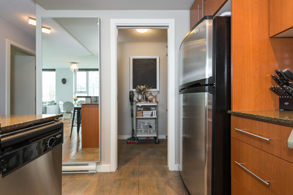 Pantry/Storage at 806 - 550 Pacific Street, Yaletown, Vancouver West