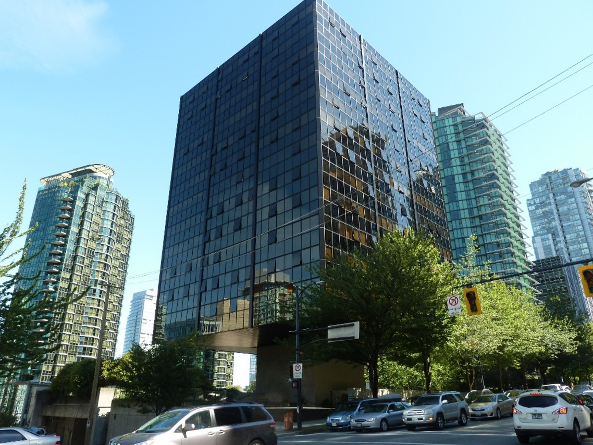 1333 W Georgia Street, Coal Harbour, Vancouver West