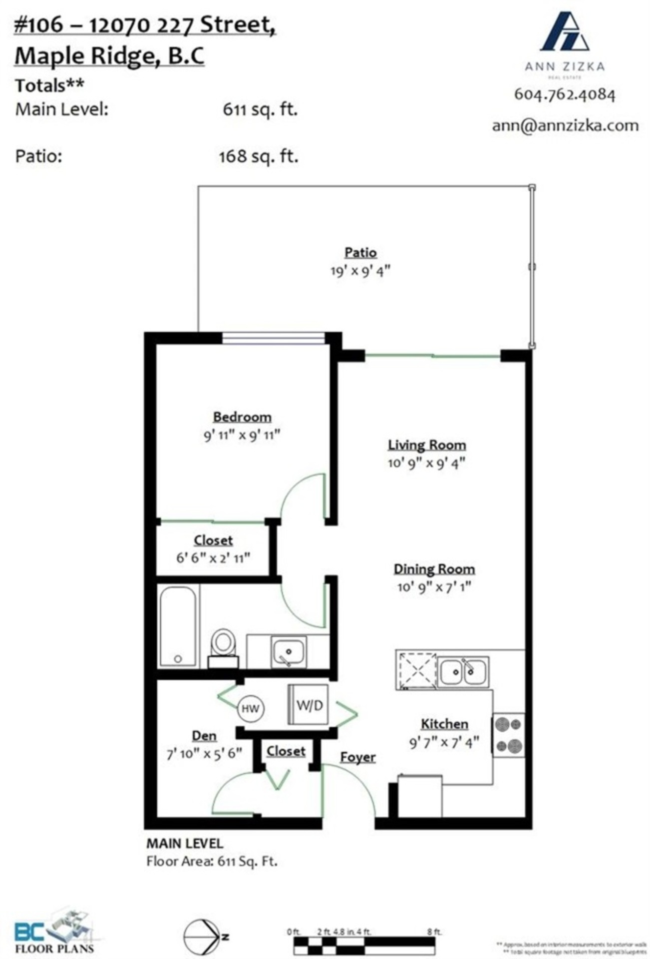 12070-227-street-east-central-maple-ridge-20 at 106 - 12070 227 Street, East Central, Maple Ridge