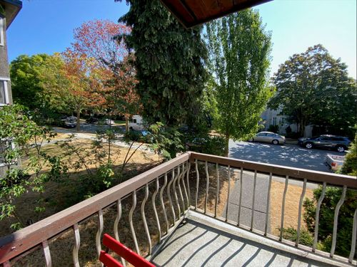 porch at 8685 Osler Street, Marpole, Vancouver West