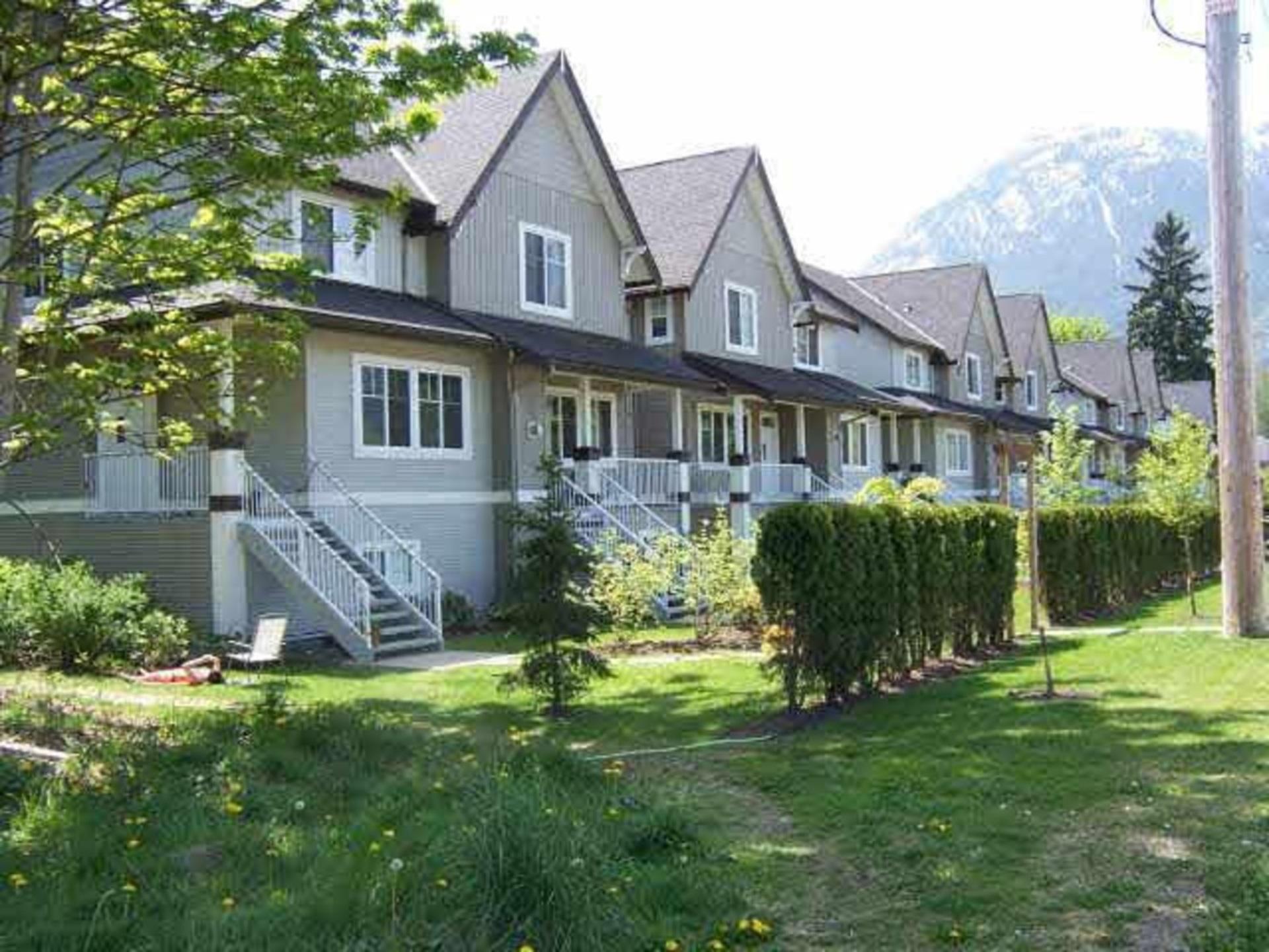 18 - 1800 Mamquam Road, Garibaldi Estates, Squamish
