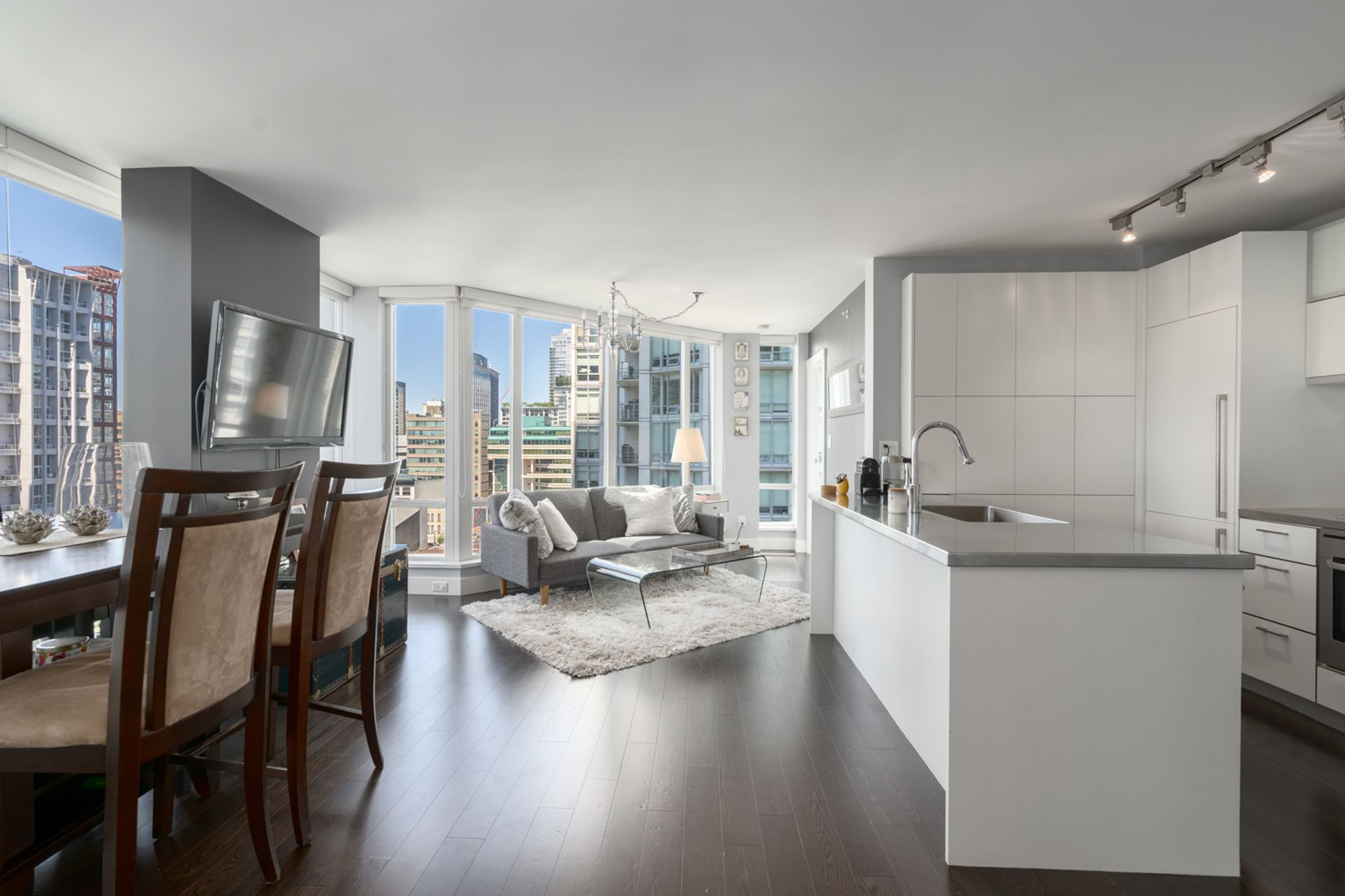 1207 - 535 Smithe Street, Downtown VW, Vancouver West