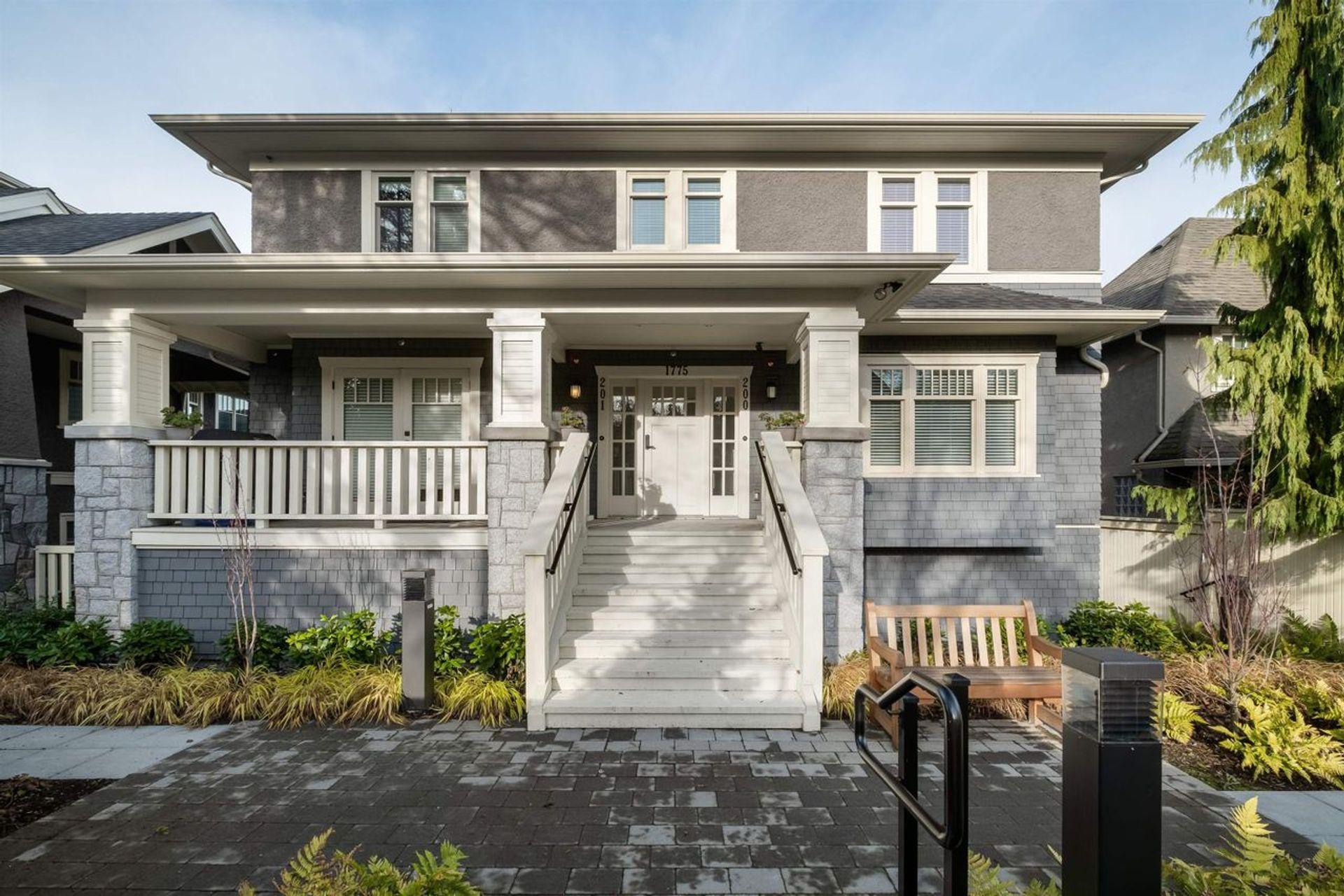 200 - 1775 W 16th Avenue, Fairview VW, Vancouver West
